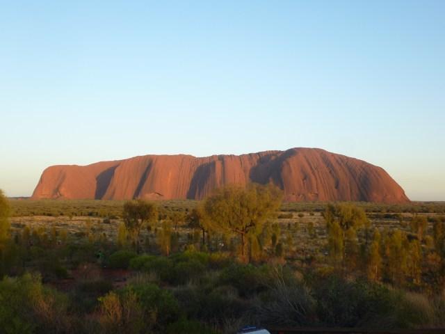 2014.01.28 - Climb of Uluru (1)