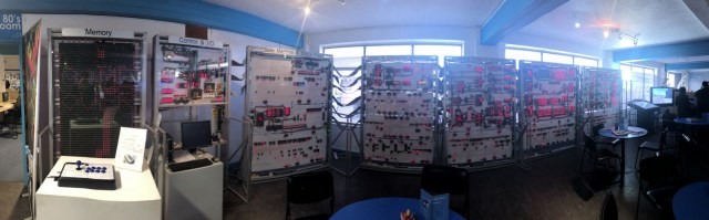giant-tetris-game Computing History Museum vintage computing