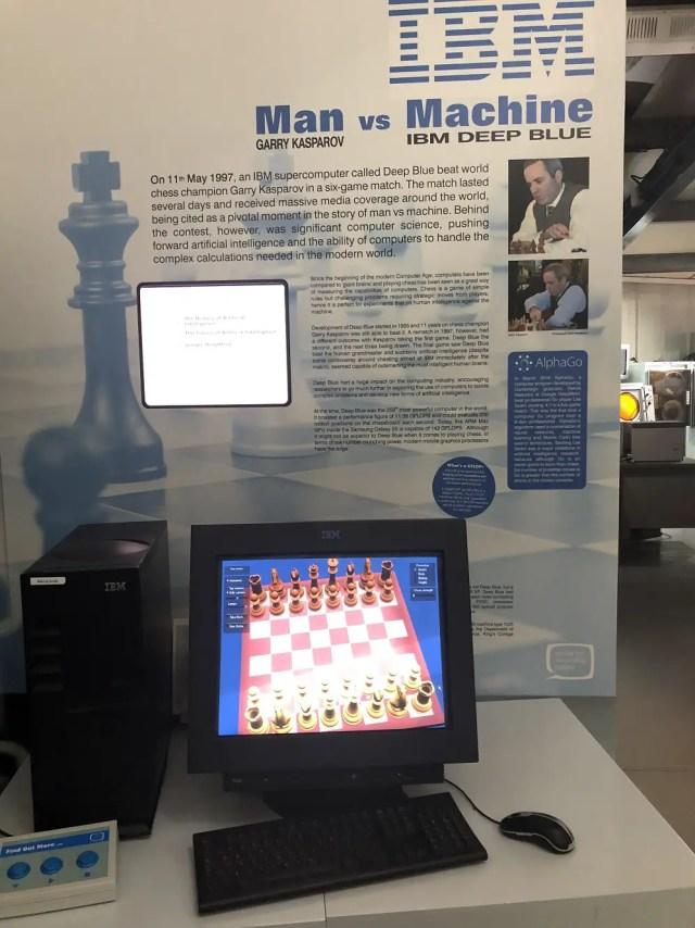 ibm-deep-blue-chess Computing History Museum vintage computing