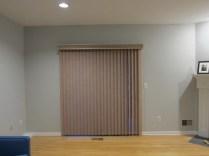Patio Door - Before