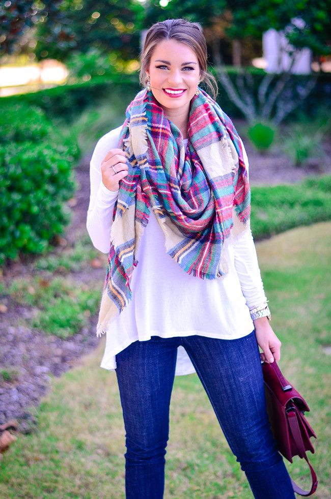 blanket scarf-1