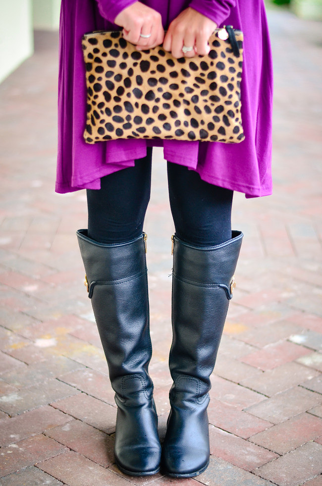 purple swing dress edited -7