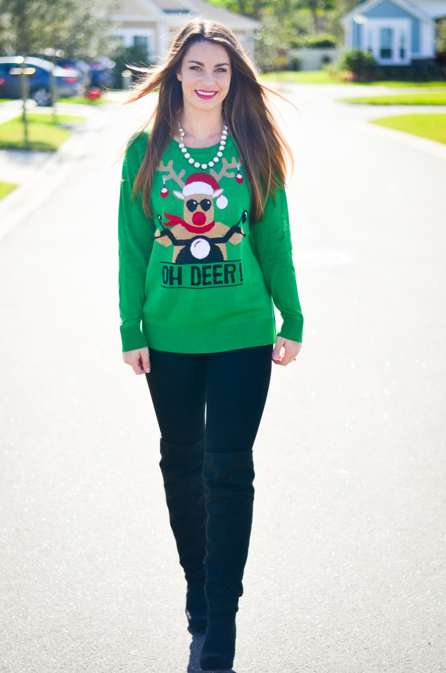 Christmas Sweater party -6