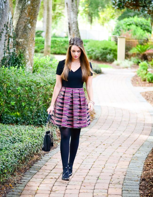 Trina Turk Holiday Dress-2