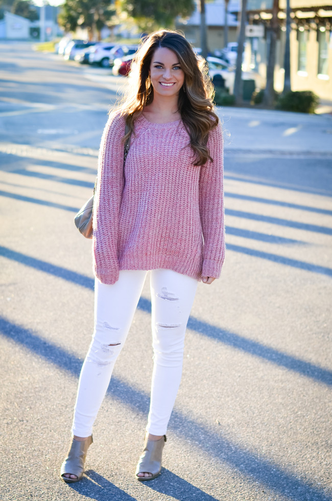knits and distressed denim -1
