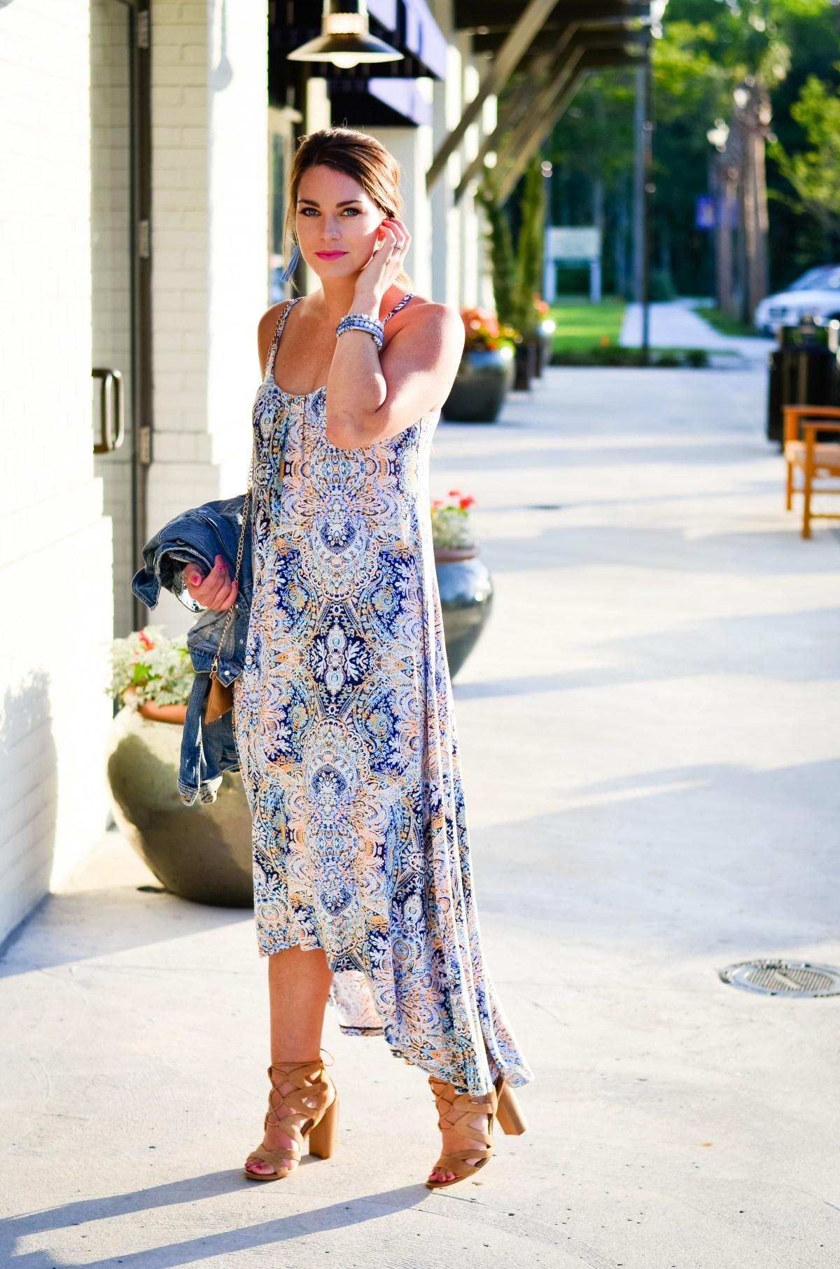 Paisley Maxi Dress-20
