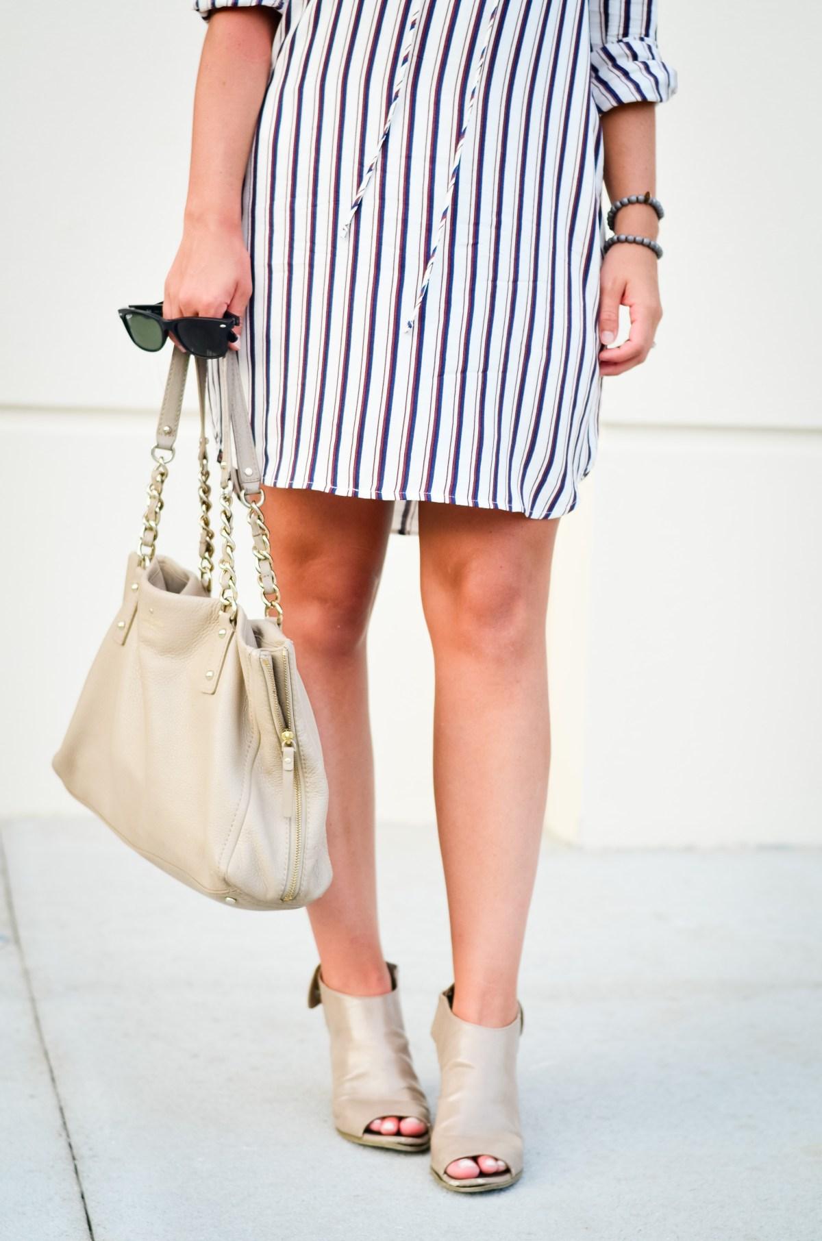 wayf shirt dress -22