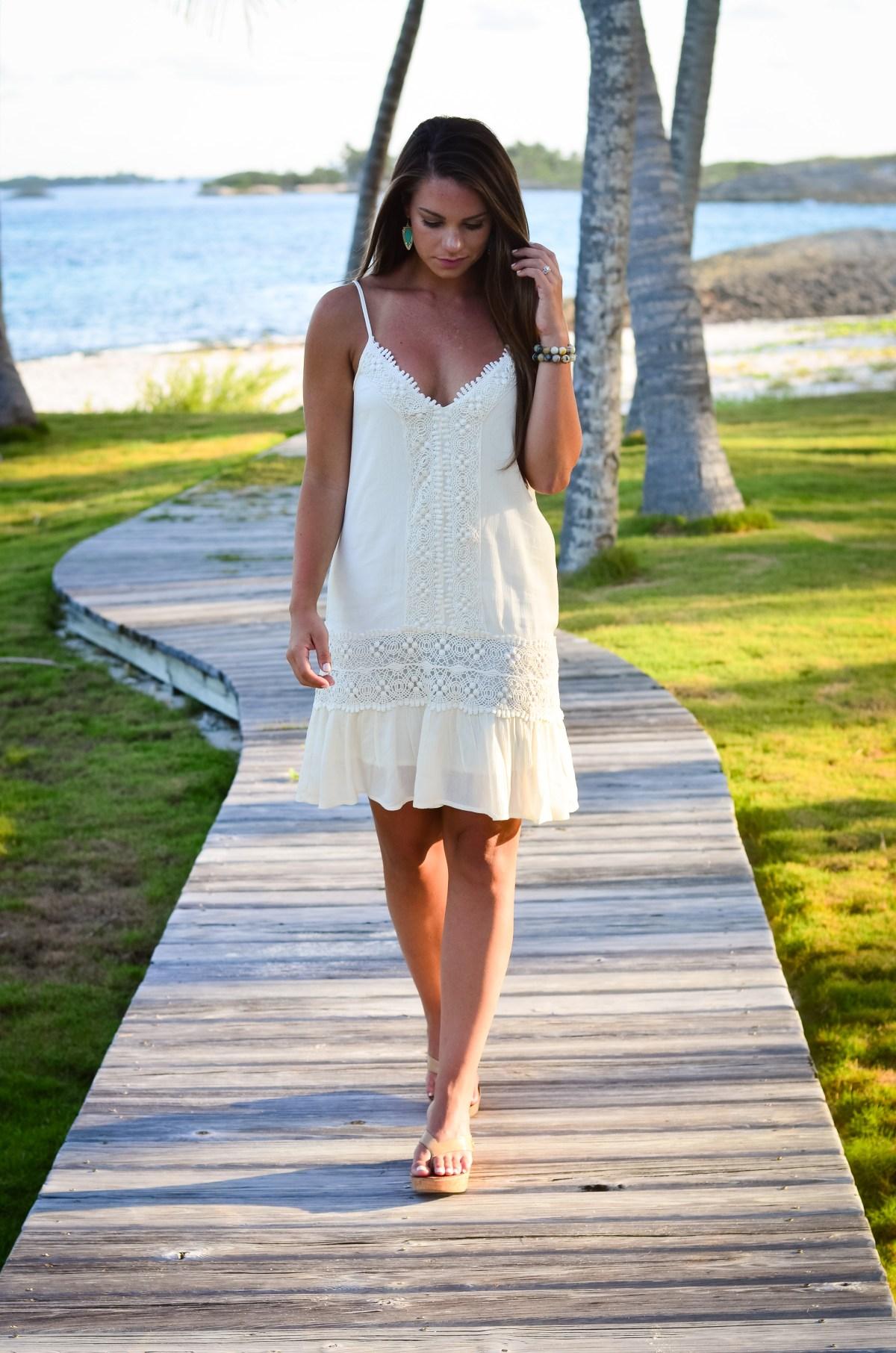 white lace island dress-5