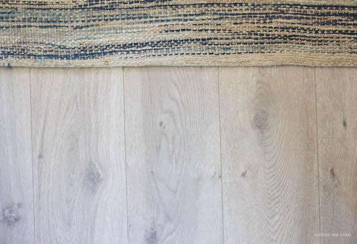 pergo modern oak