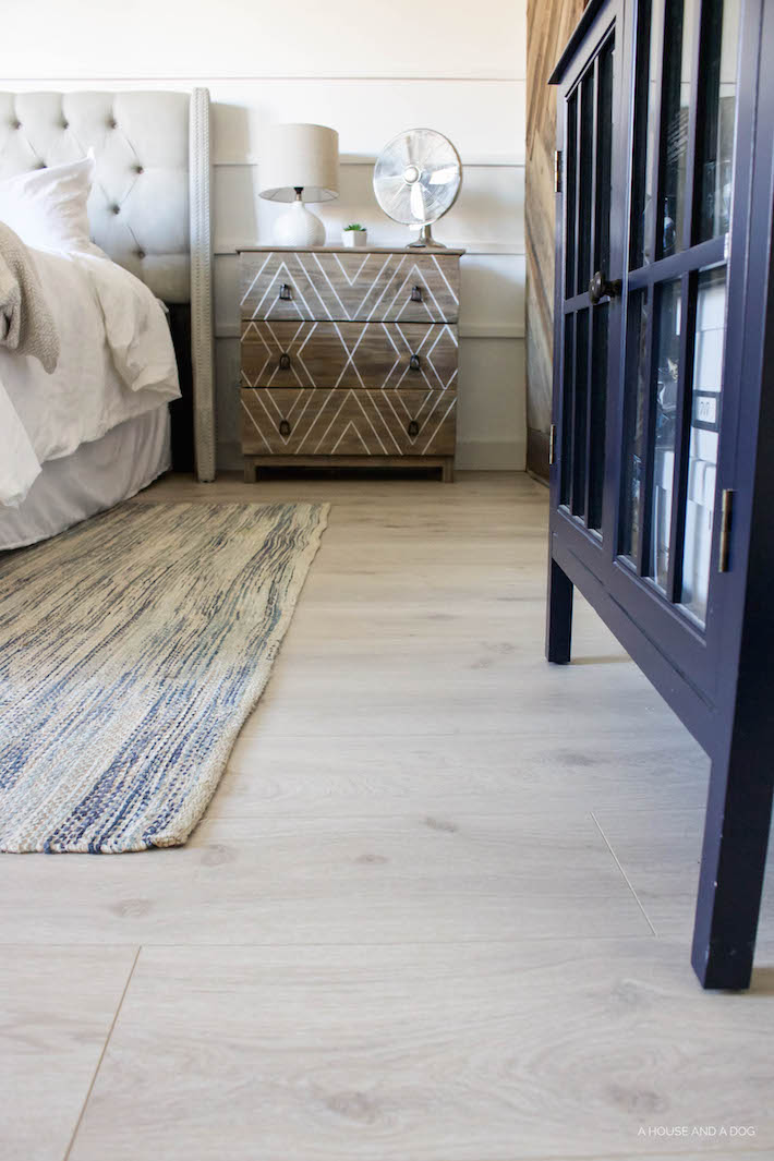 Pergo Flooring Our Master Bedroom Floors Hello Allison