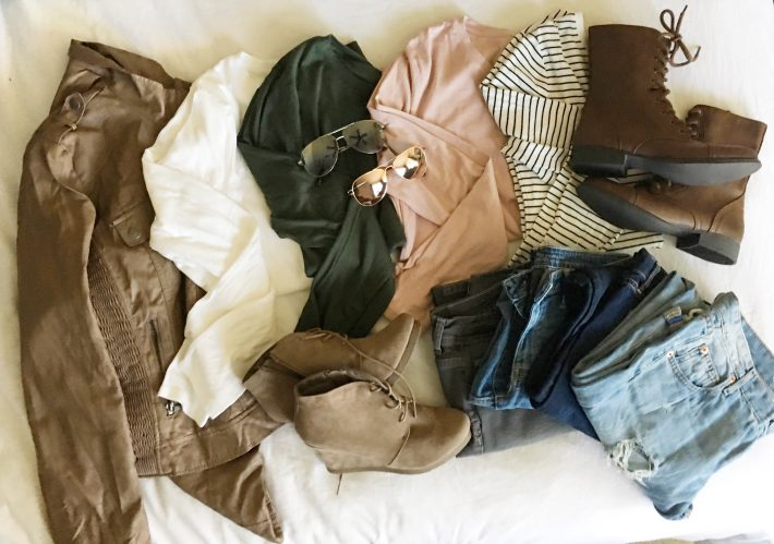 Affordable Fall Wardrobe | helloallisonblog.com