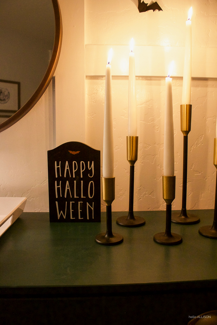 Halloween Night Tour | helloallisonblog.com
