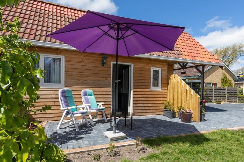Bed breakfast op Ameland