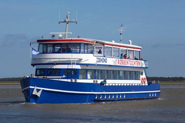 robbenboot ms ameland overtocht ameland schiermonnikoog