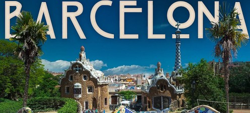 A Fast Moving Short Film Tour of Barcelona
