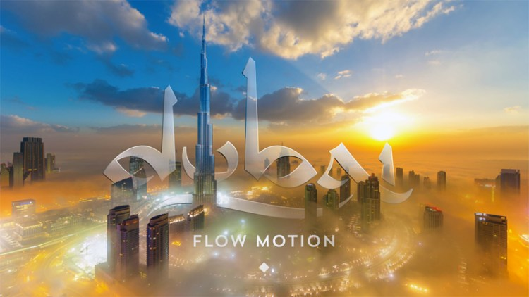 Flow Motion Tour Dubai Unreal