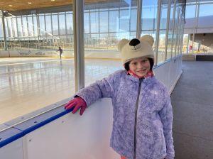 ice skating in bend