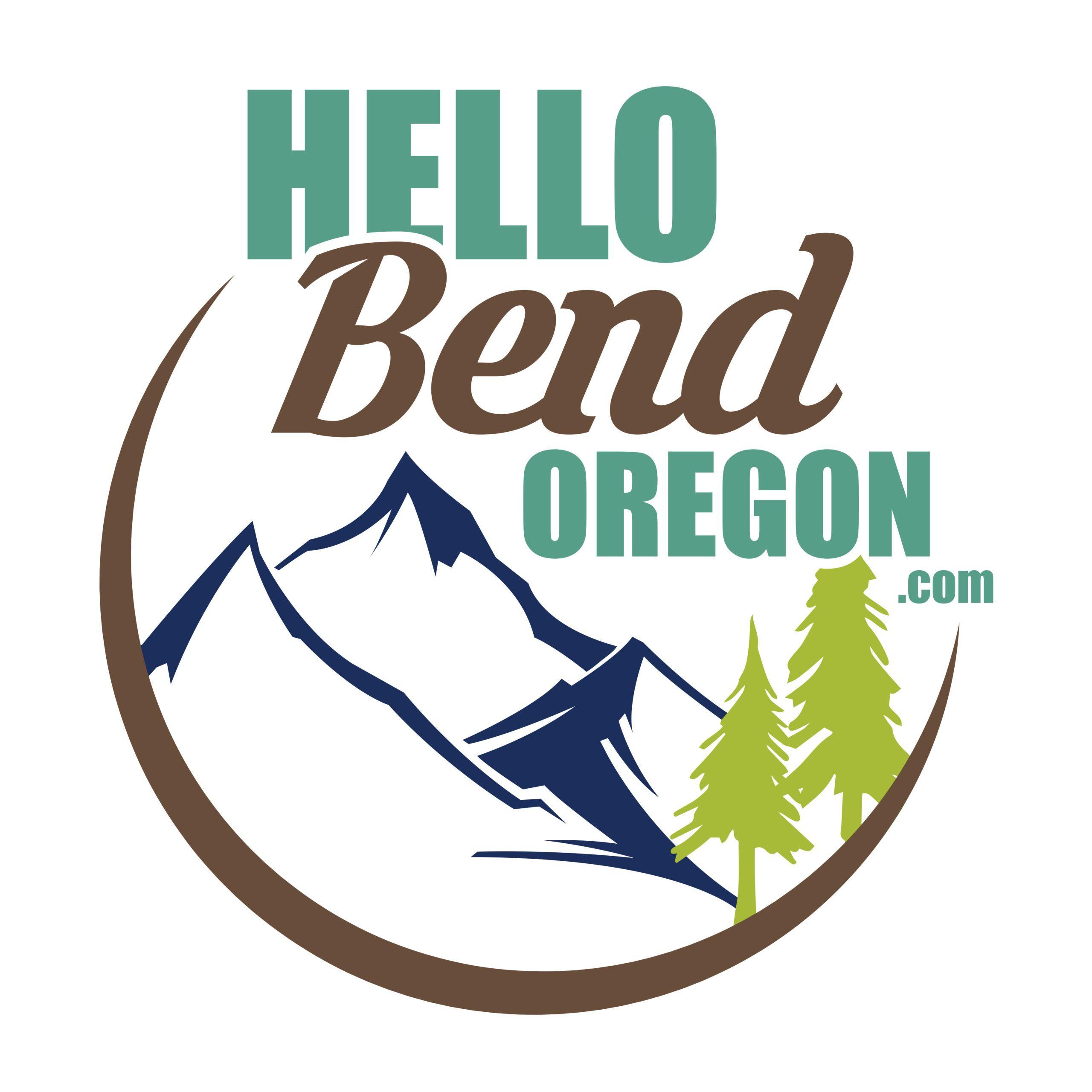 Hello Bend Logo