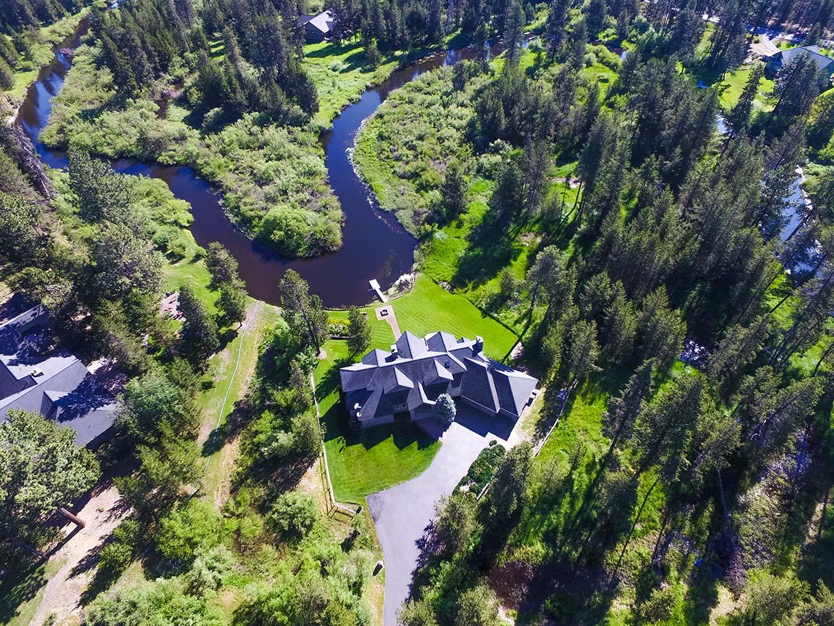 Deschutes Riverfront Property