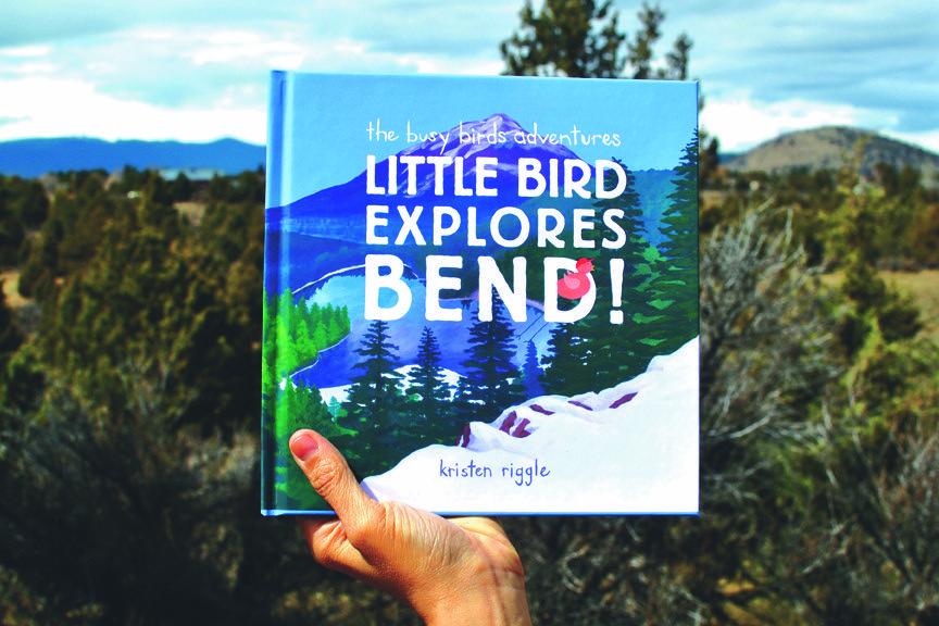 Bend Children's Book