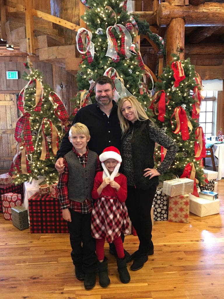 Sunriver's Brunch with Santa
