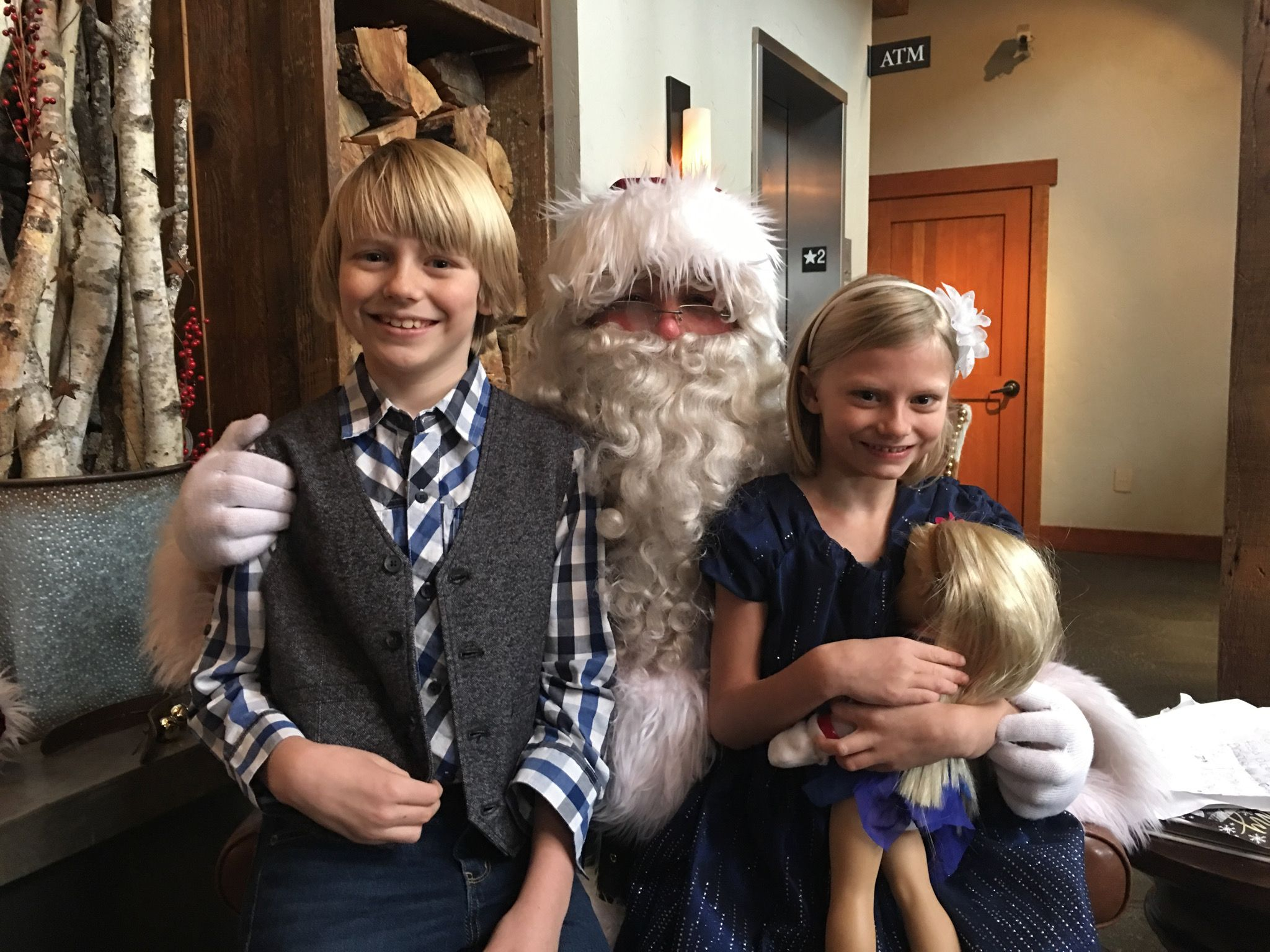 Breakfast with Santa at Brasada Ranch