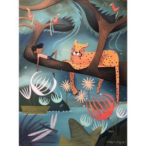 Megan Marie Myers Art
