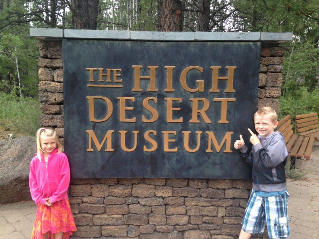 high desert museum