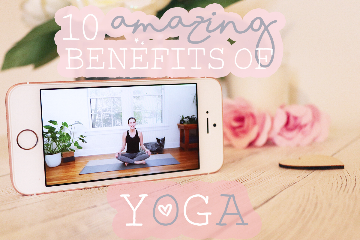 10 Amazing Benefits Of Yoga