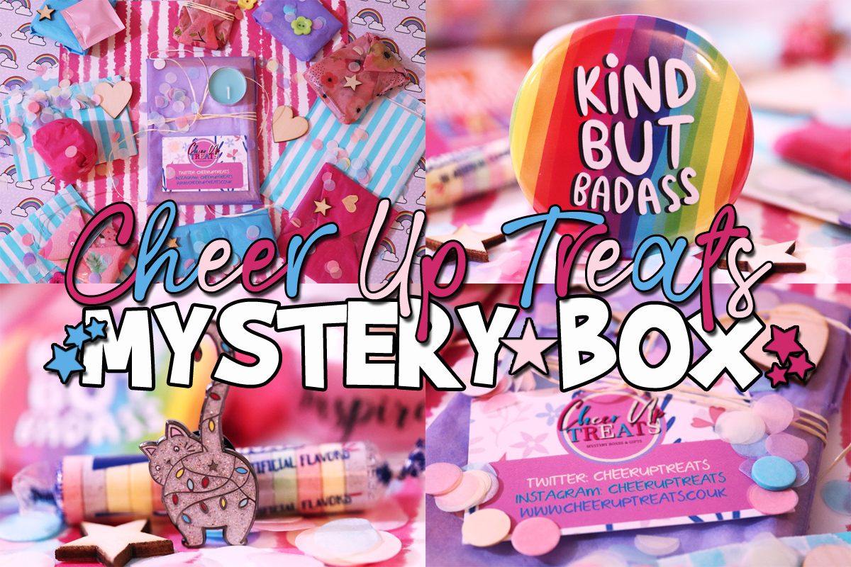 Cheer Up Treats Mystery Box