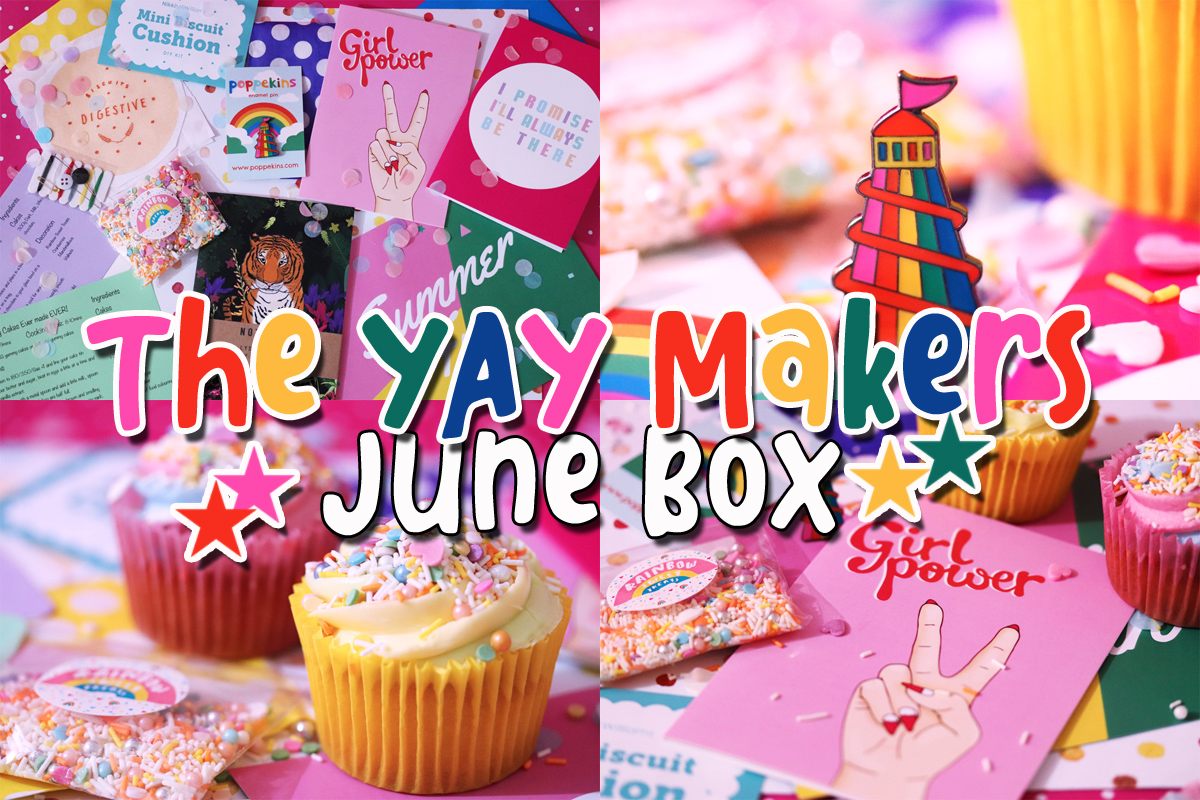 The YAY Makers: June Box