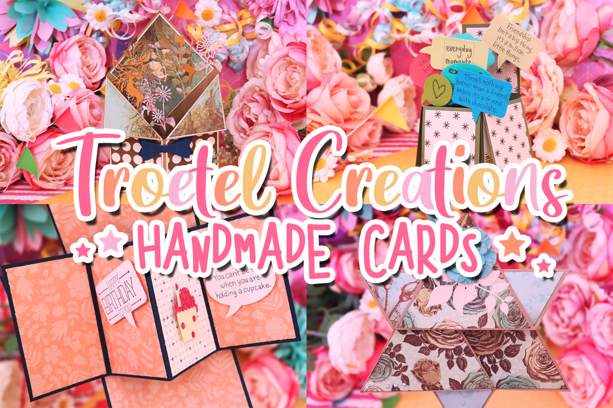 Troetel Creations Handmade Cards