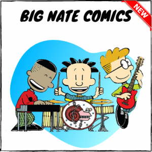 Big Nate Comics