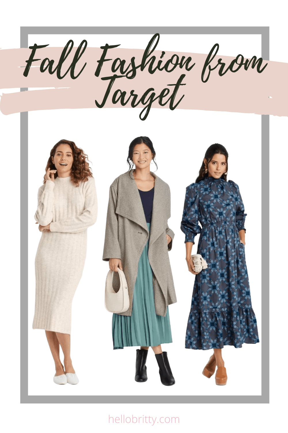 Looking for the best fall jackets, sweaters, dresses and boots at prices that can't be beat? Look no farther than Target! I put together a list of my favorite items and hope you can find some inspiration - enjoy!