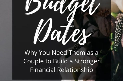 What's a Budget Date? Why You Need Them As a Couple to Build a Stronger Relationship #budgetdate #datingyourspouse #moneydate #budgeting #budgetingtips