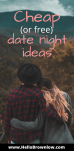 Cheap (or free) Date Night Ideas - Frugal living just got sexy!