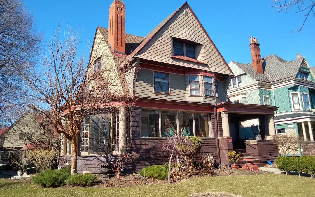 Humphrey House – A North Tonawanda Treasure