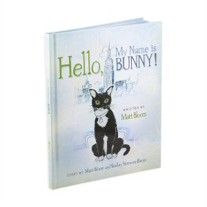 Hello, My Name is Bunny! The first book in this delightful illustrated chapter book series