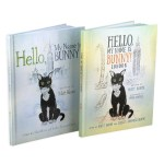 Hello, My Name is Bunny! gift set featuring the first two books in this charming children's chapter book series