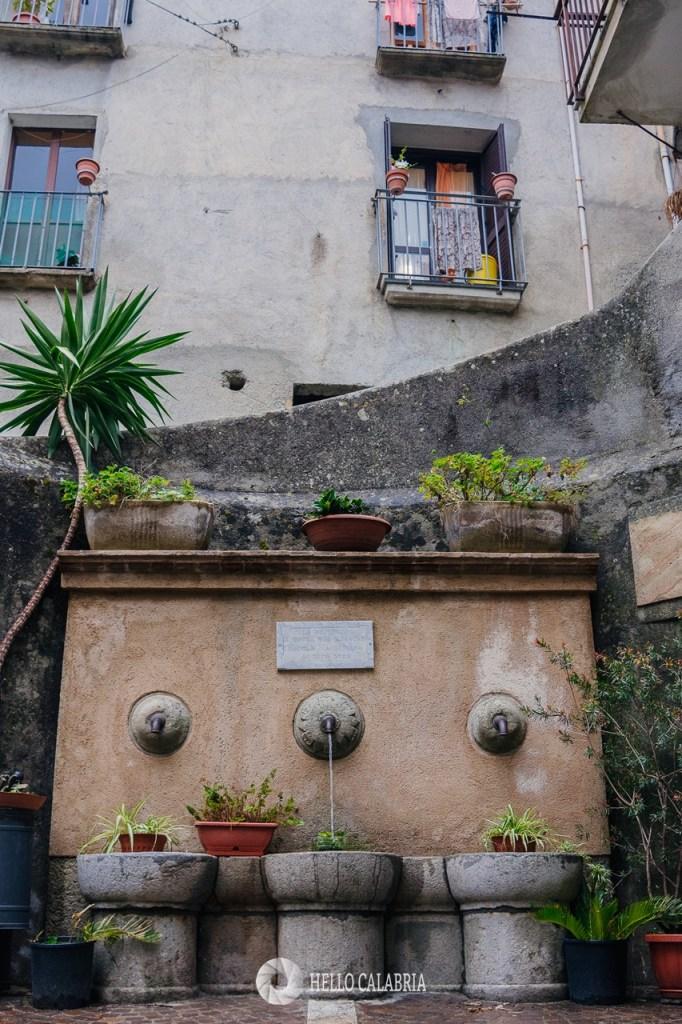 Antonimina, Aspromonte