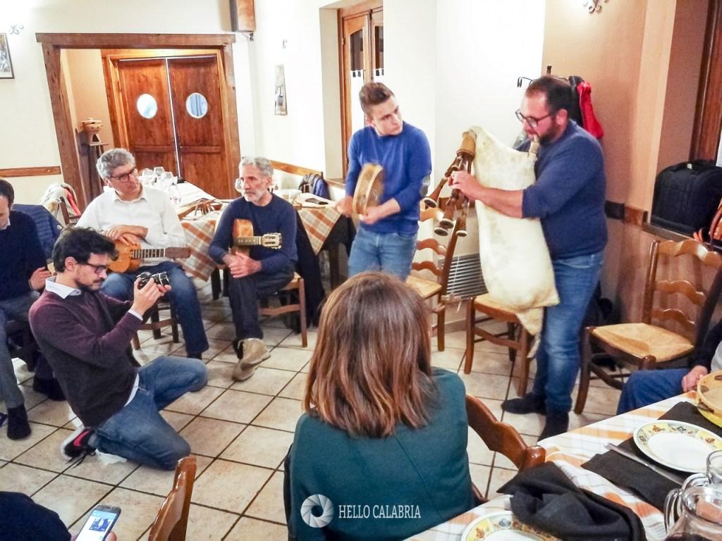 Ristorante Do Priuri Antonimina, Aspromonte