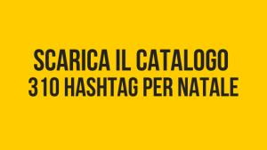 ebook con hashtag per natale