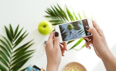 Scattare foto con smartphone