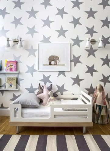 Stars and Stripes decor from Sissy and Marley kids spaces