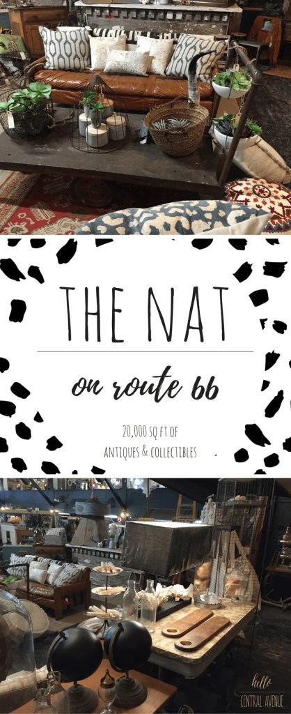 """My Visit to """"The Nat"""" on Route 66"""