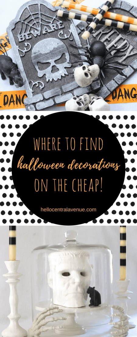 Awesome Cheap Halloween Decorations
