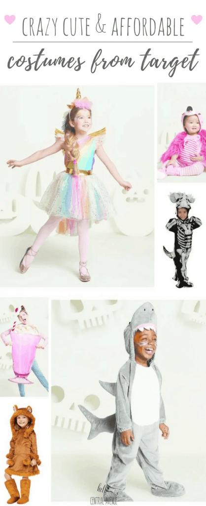 Target Halloween Costumes are Crazy Cute and Affordable