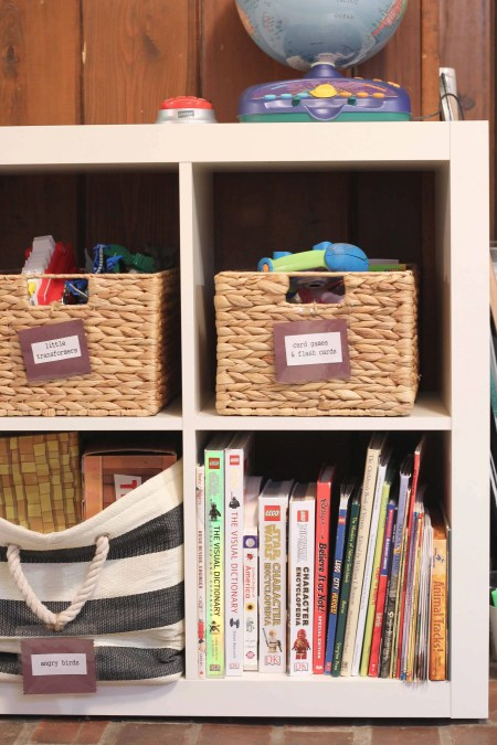 Stay organized must-read solutions: Kids Organizing Solutions...here are creative ideas for all of your kids storage needs!