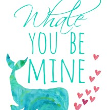 Whale You Be Mine without wm