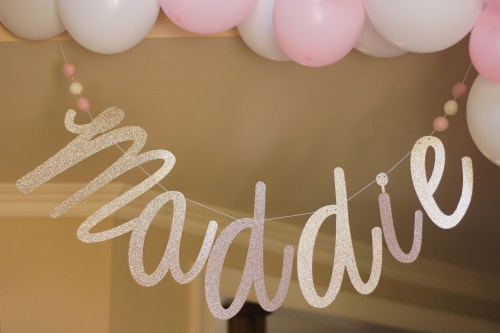 Here are my tips and tricks to making an easy balloon garland for your next party. It is a great way to make a statement without spending a lot of money!